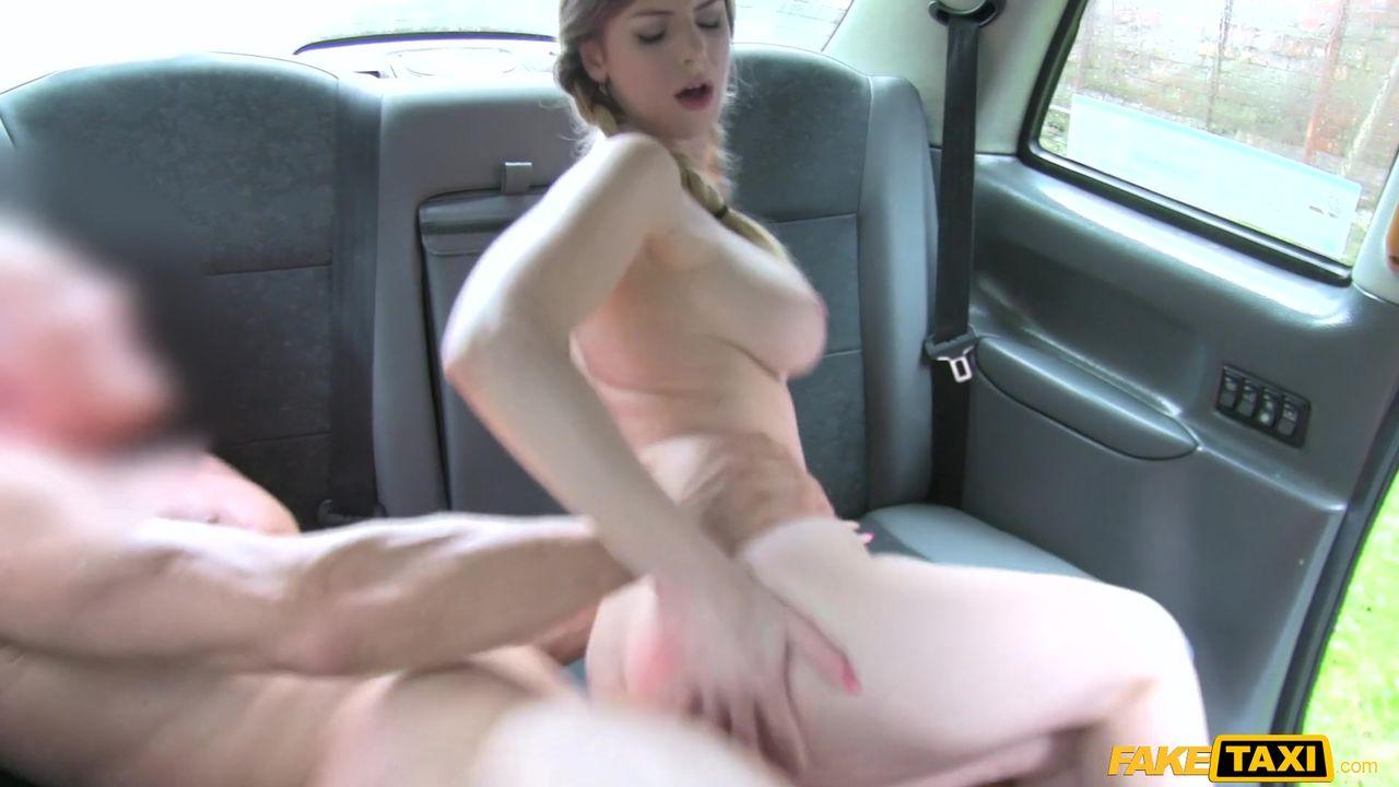 Female Fake Taxi Big Dick