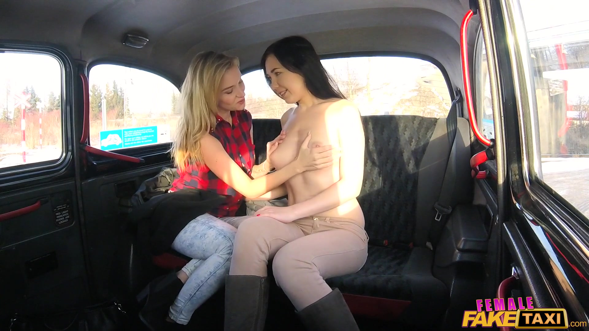 Lesbian First Time Wife
